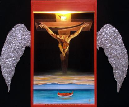 Impressions of Redemption as Viewed Through a Winged Box (A Dream-Remembering Dali)